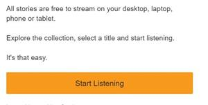 Audible Start Listening Button