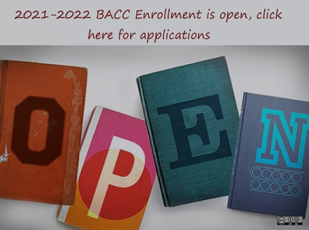 BACC 2021-2022 Student Enrollment Application