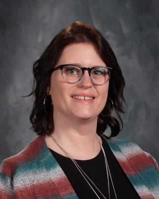Mrs. Heather Cavinder - Office Assistant