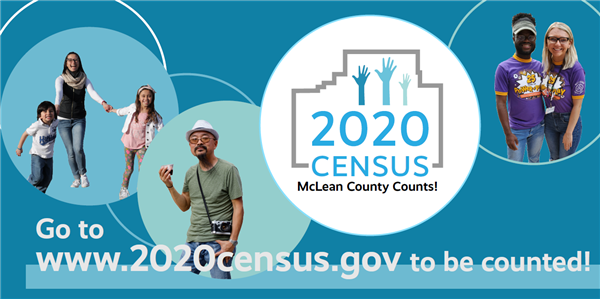 go to www.2020census.gov to be counted